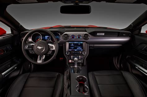 Mustang 2015 Interior by 2015 Ford Mustang 5 0 Interior Overall 5 Oh