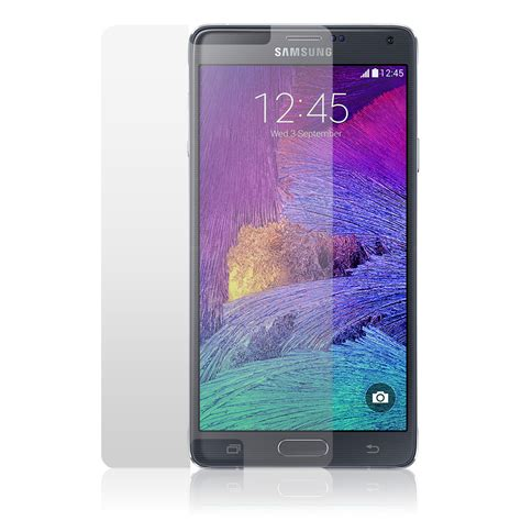Tempered Glass Galaxy Note 4 galaxy note 4 tempered glass shopatmobile