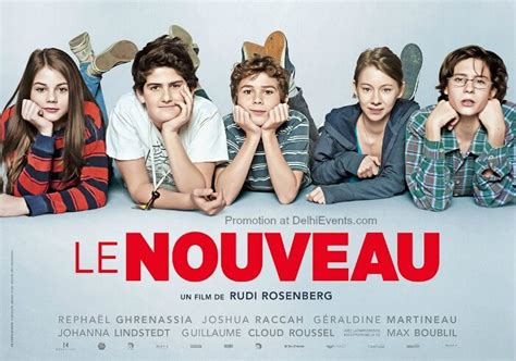 film 2017 french movie quot le nouveau quot french film screening with english