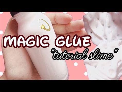 cara membuat slime ria yaya riya magic glue slime tutorial gampang ternyata bhs