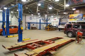 Chevrolet Repair Shops Shs Cte Auto Repair Shop Area News
