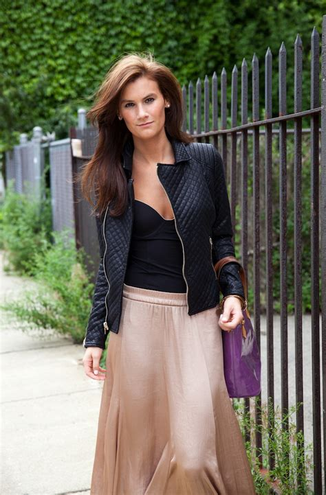 what tops can you wear with maxi skirts fashion