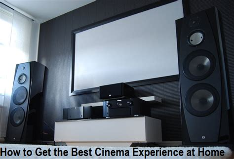 best home cinema theater audio and systems guide