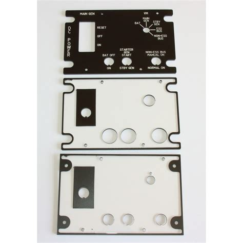 Box Bell Hk 205 bell 205 sistema el 233 ctrico dc opci 243 n 2 hispapanels