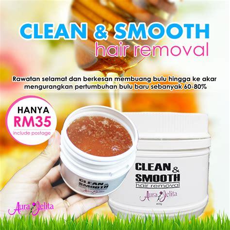 Smooth Hair Removal Alat Pembersih Bulu Tanpa Rasa Sakit produk barang murah clean smooth hair removal