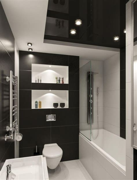 Badezimmer Fliesen Ideen Schwarz Weiß by Kleines Badezimmer Gestalten 30 Fliesen Ideen Und Tipps