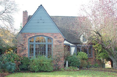 revival cottage tudor revival spiderweb window flickr photo