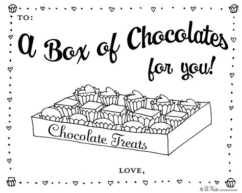 Free Coloring Pages Of Chocolate Coloring Pages Chocolate