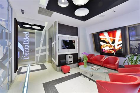 modern office in romania is not your s dental clinic