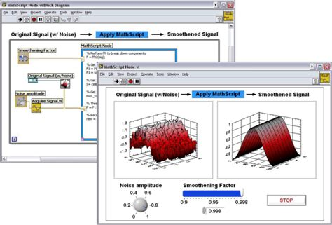 Labview Based Projects Readydaq new features in labview 8 20 of interest to academia