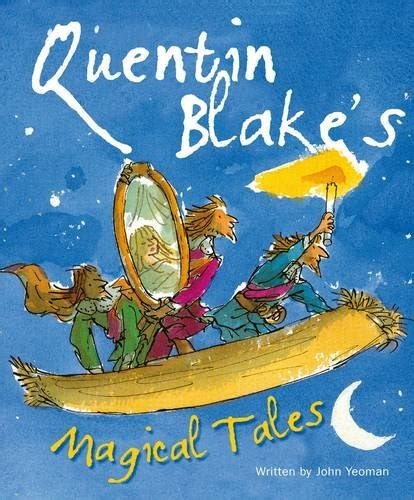 children s books reviews quentin blake s magical tales bfk no 186
