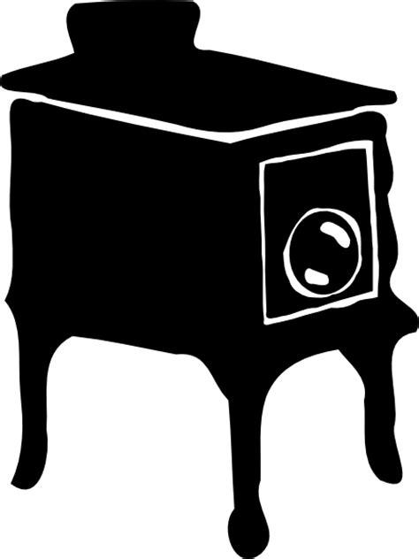 cartoon kachel old style stove clip art at clker vector clip art
