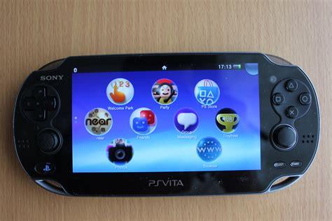psp vita console ps vita console review everywhere