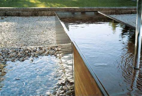 vasca d acqua come realizzare le vasche d acqua per il giardino
