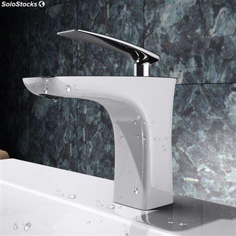 rubinetto design design rubinetto lavandino francfort1098w bianco con
