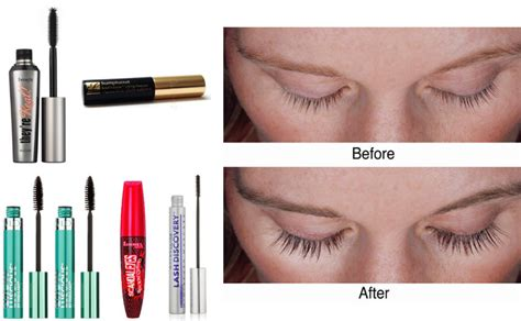 My Top 5 Mascaras by 5 Best Mascaras For Thin Lashes 2018 Mascaras For Thin