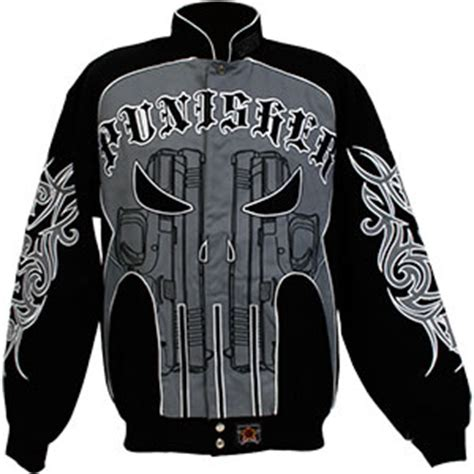 Sweater Hoodie The Puniser Best Clothing heroes and villains punisher quot skulls guns quot twill