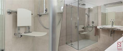 Duschen Umbau Behindertengerecht by Strau 223 Duschen Aus Glas Seniorengerechtes Bad Dusche