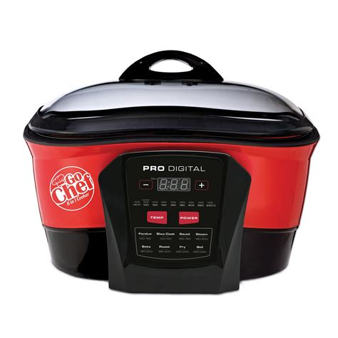 Multi Cooker Gochef Pro Digital 8 In 1 Multi Cooker