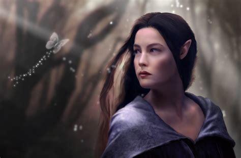 princess arwen by booui on deviantart