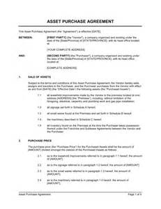 retail terms and conditions template asset purchase agreement retail store template sle