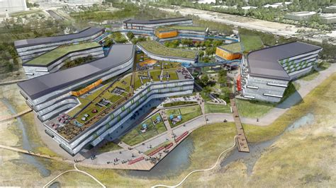 design for new google headquarters silicon valley tag archdaily