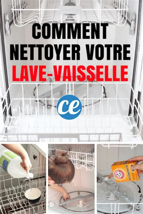 Nettoyer Le Lave Vaisselle by Nettoyer Le Lave Vaisselle Fabulous Wikihow With Nettoyer