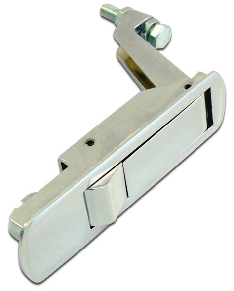 rv cabinet door latches chrome trigger latch flush mount compression mirage
