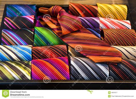 colorful ties colorful ties royalty free stock photography image 4604317