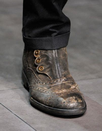 really interesting take on the monk shoe in a brogue no
