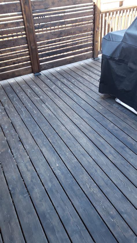 deck stripping removing   deck stain  deck