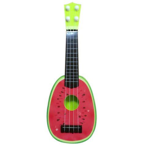 Ukulele Gitar Mainan Gambar Buah Buahan ukulele gitar mainan gambar buah buahan jakartanotebook