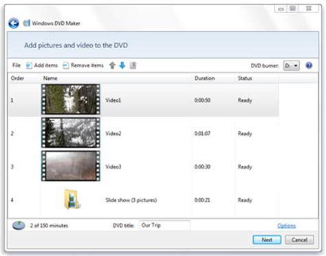 dvd format file type windows dvd maker file extensions