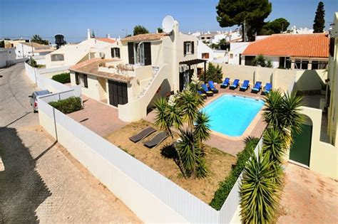 7 bedroom villa portugal villa to rent in albufeira algarve with private pool 63916