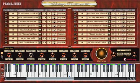 Vst The Orchestra kvr halion string edition by steinberg strings orchestral vst plugin audio units plugin