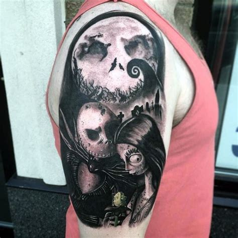 monsters ink tattoo 179 invermay black and gray style detailed horror heroes