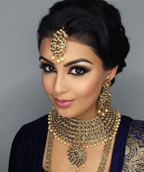 Wedding Hair And Makeup Jersey City by Indian Bridal Makeup Nj Style Guru Fashion Glitz