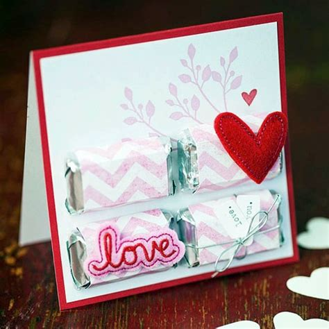 Handmade Valentines Cards Ideas - 32 ideas for handmade s day card interior