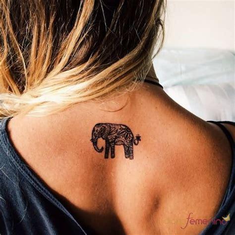 elephant tattoo from bad ink 50 small elephant tattoos