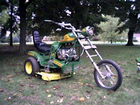 Suzuki Lawn Mower Lawnchoppr Custom Lawn Mower Huskee Garden Tractor