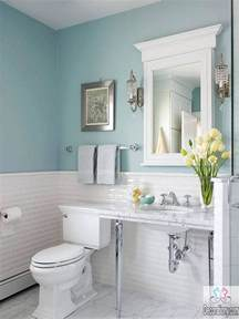 10 affordable colors for small bathrooms decoration y - Color For Bathroom