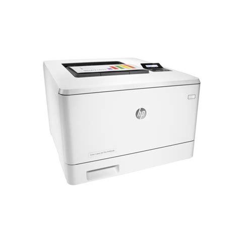 Printer Laser Duplex hp laserjet pro m452dn cf389a network color laser