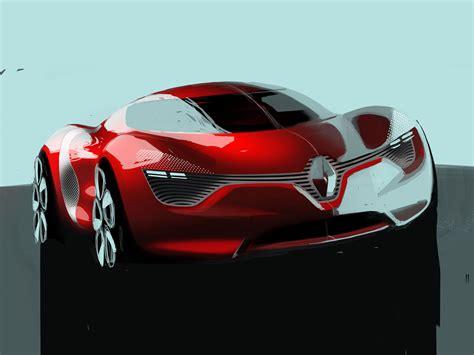 renault dezir concept interior renault dezir sketch www pixshark com images galleries
