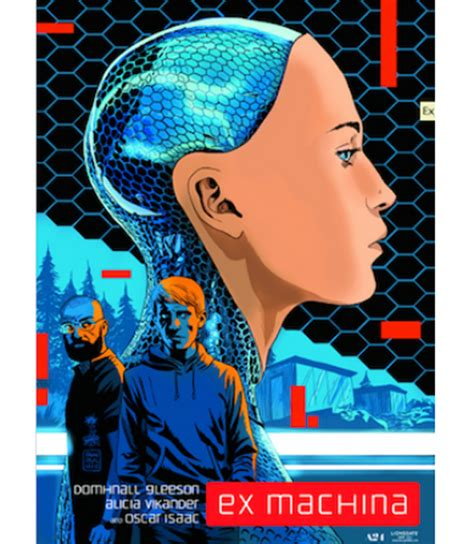 deus ex machina movie exposter we are movie geeks