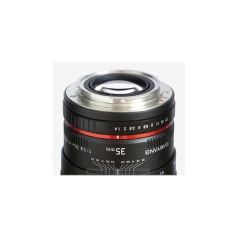 Samyang 35mm F 1 4 As Umc Canon samyang objectif 35mm f 1 4 as umc canon pour canon eos 600d