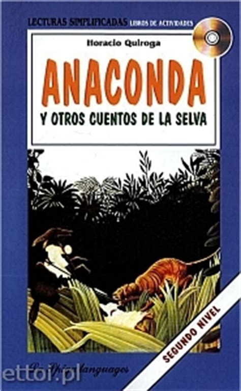 anaconda y otros cuentos anaconda y otros cuentos de la selva cd audio 5 27 eur ettoibooks eu european language