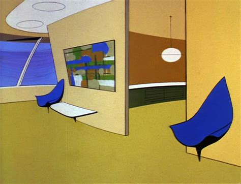 jetsons house 44 best jetsons design images on pinterest the jetsons