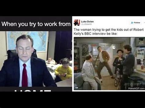 Bbc Memes - professor becomes internet meme legend after bbc interview