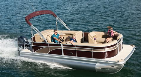best small pontoon boats 2017 the 6 best luxury pontoon boats pontooners