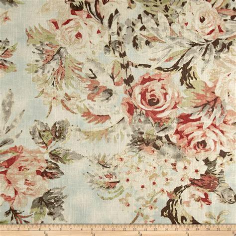 spell upholstery waverly cast a spell linen spa discount designer fabric